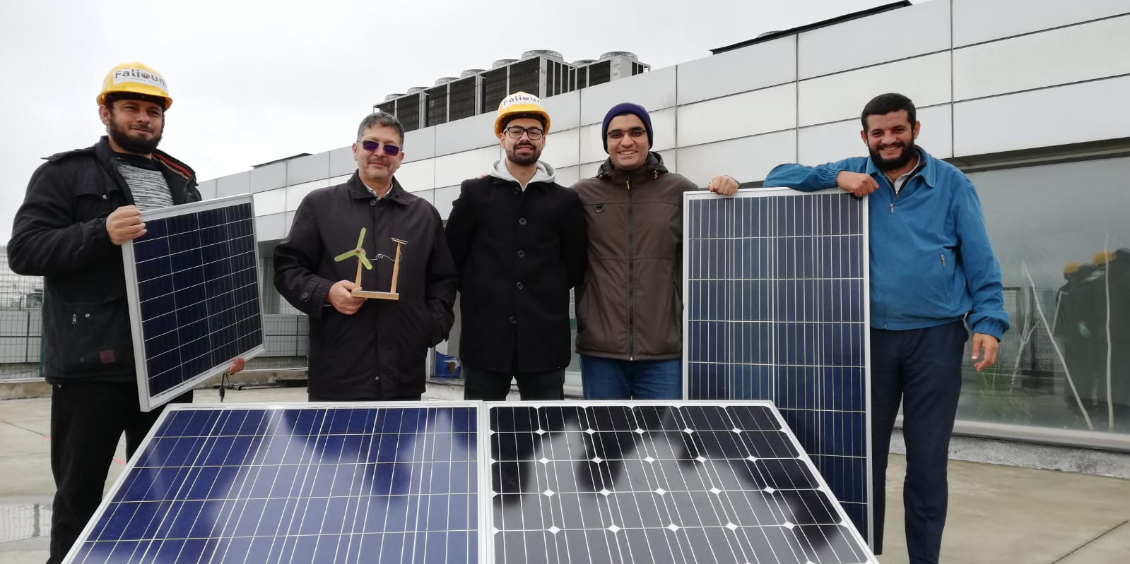 Begginer Course Falioun Germany For Renewable Energy